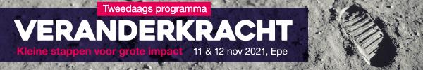 Tweedaags programma Veranderkracht   11 & 12 november 2021