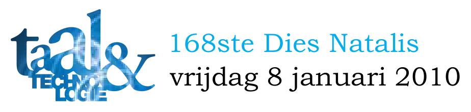 Dies Natalis 2010 (English)