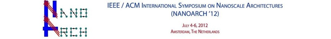 NanoArch 2012 Special Registration