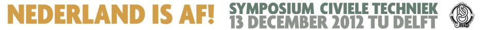 Symposium Civiele Techniek