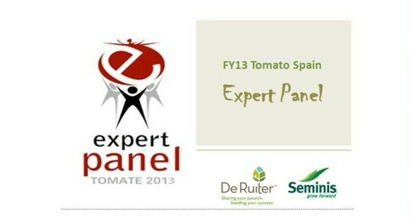 Tomato Expert Panel