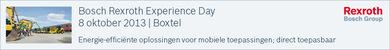 Bosch Rexroth Experience Day (Boxtel)