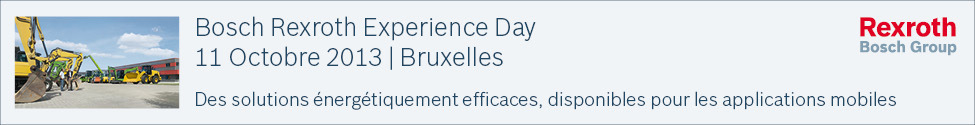 Bosch Rexroth Experience Day (Bruxelles)