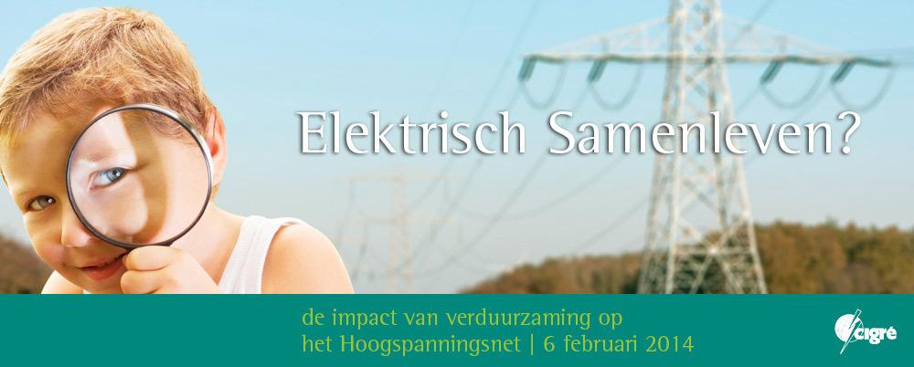 Mini symposium - Elektrisch Samenleven?