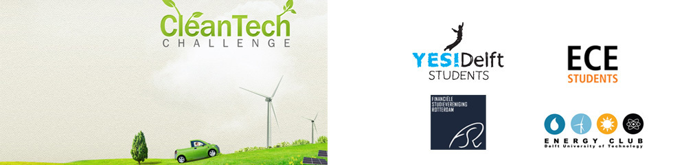 Hand in your cleantech idea