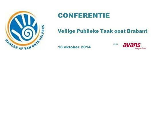 conferentie vpt oost Brabant