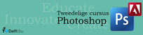 Tweedelige workshop Photoshop voor medewerkers 27 oktober en 3 november 2014