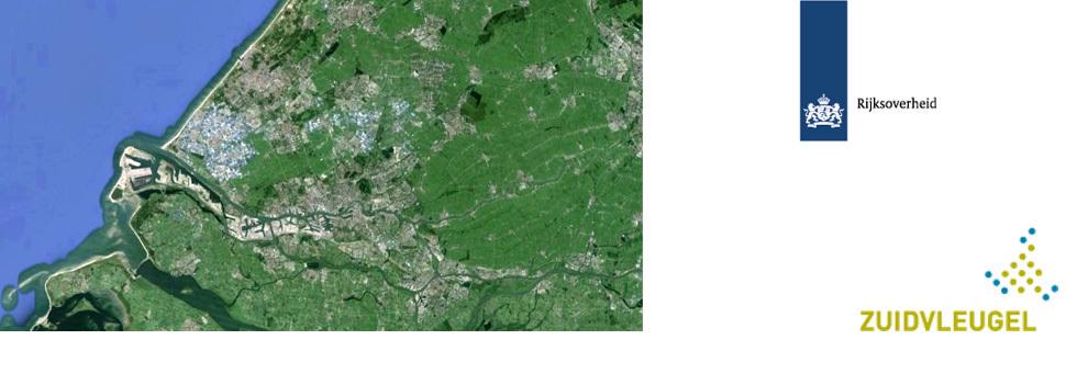 Verstedelijking Zuidvleugel, stedelijk wonen