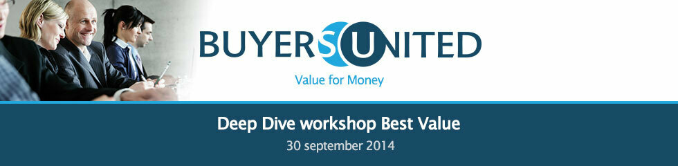 Deep Dive workshop Best Value