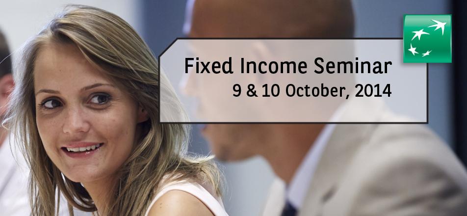 Fixed Income Seminar