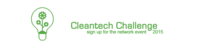 CleanTech Challenge Networking Event