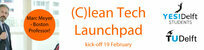 (C)lean Tech Launchpad final day and spring semester