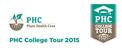 PHC College Tour