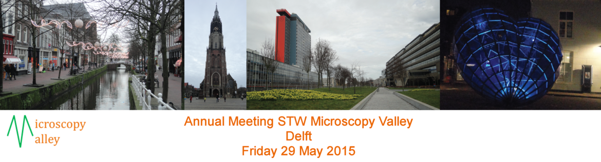 Annual Meeting STW Microscopy Valley