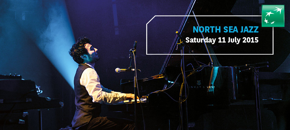 North Sea Jazz Saturday 11 July 2015