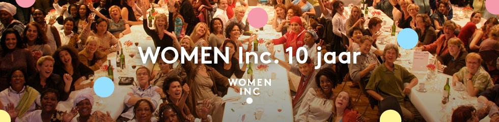 10 jaar WOMEN Inc.