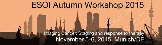 ESOI Autumn Workshop 2015 Munich/DE
