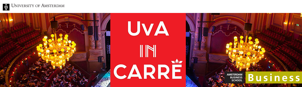 UvA in Carré -students
