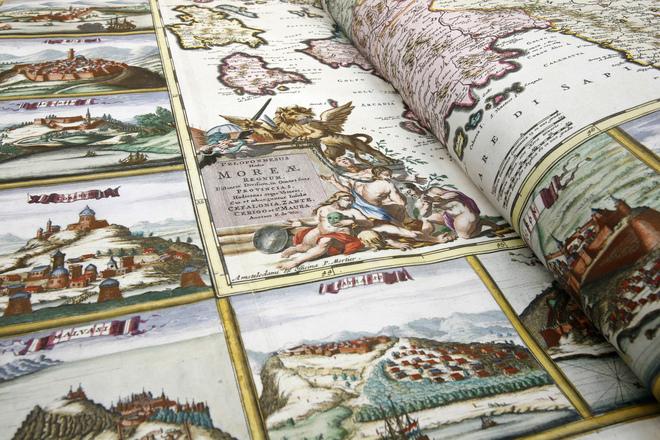 Cursus Historische Cartografie