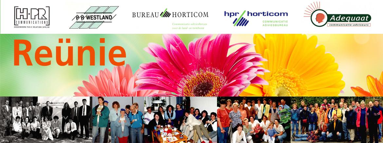 Reünie HPR/Horticom, Adequaat en voorgangers