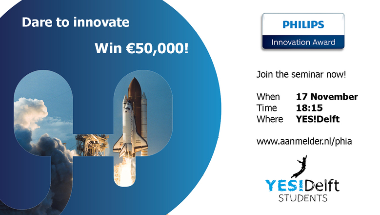 Philips Innovation Award seminar