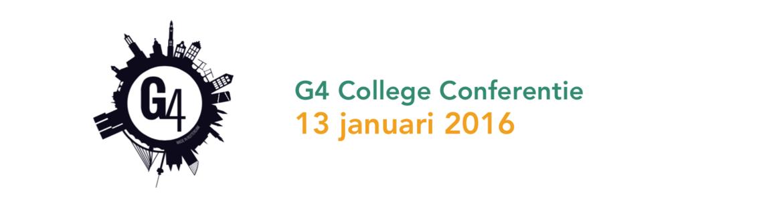 G4 College Conferentie