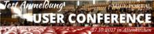 MICE Portal User Conference (übernehmen)