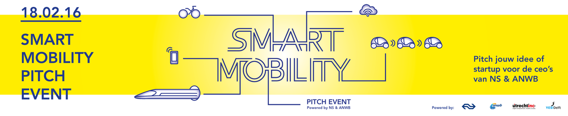 NS/ ANWB Smart Mobility Pitch Event