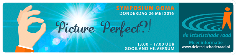 Symposium GOMA: 'Picture Perfect?!' d.d. 26 mei 2016