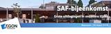 de SAF-bijeenkomst