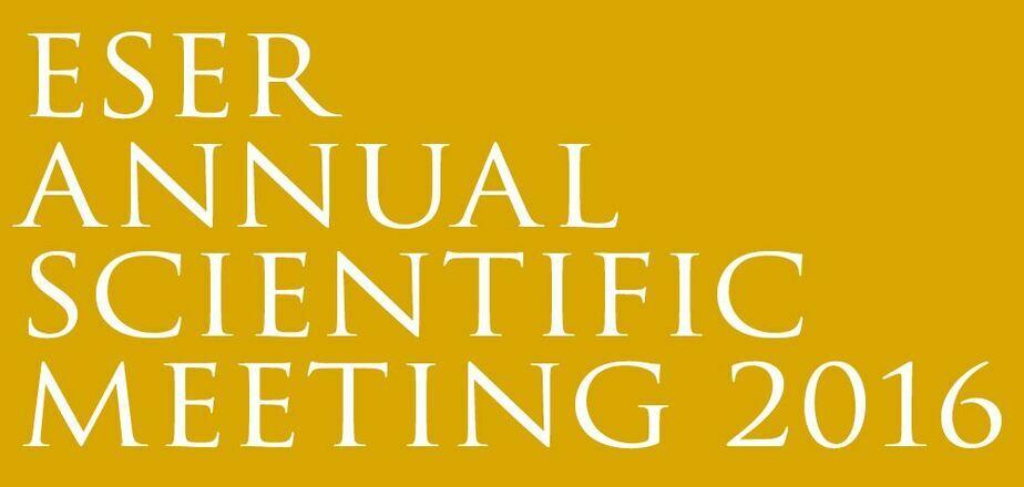 ESER Annual Scientific Meeting 2016