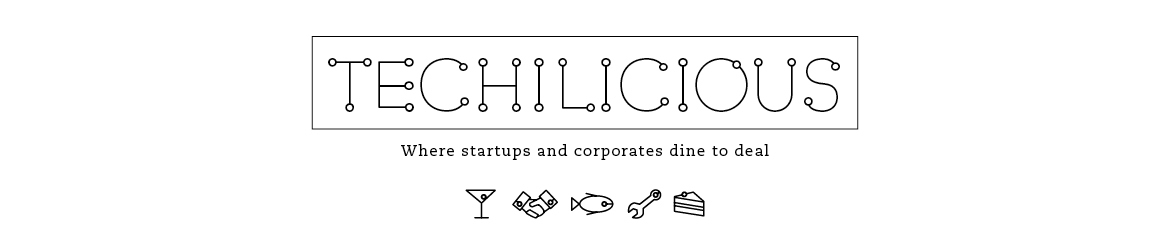 Techilicious - Application for Startups