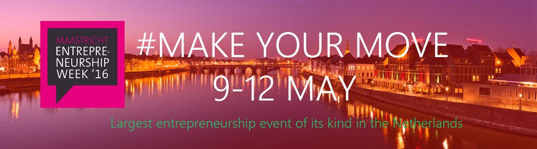 Maastricht Entrepreneurship Week '16