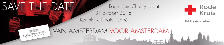 Rode Kruis Charity Night 2016
