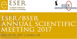 ESER/BSER Annual Scientific Meeting 2017