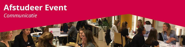 Afstudeer Event CO 2016 | Inschrijven studenten