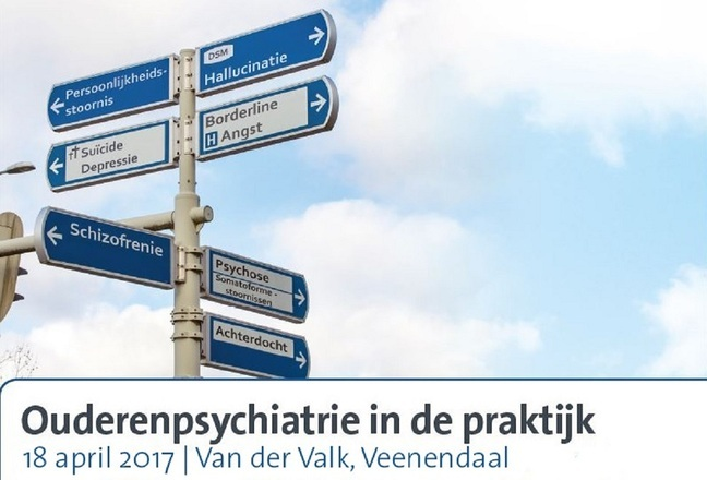 Congres Ouderenpsychiatrie in de praktijk