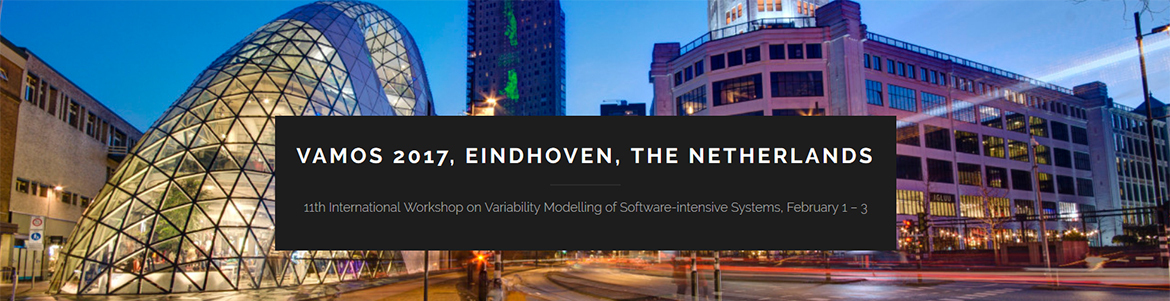 11th International Workshop on Variability Modelling of Software-intensive Systems