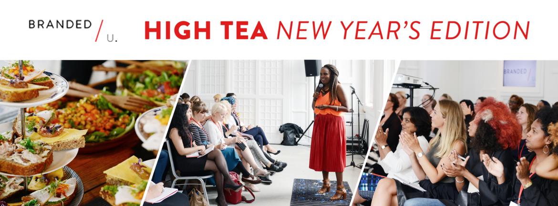 High Tea: New Year's Edition 2017 1+1