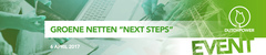 "Groene Netten ""Next Steps"""