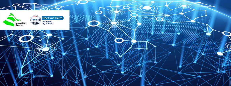 Ideecafé Blockchain: kansen en toepassingen binnen de maritieme sector