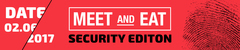 Meet & Eat - security edition
