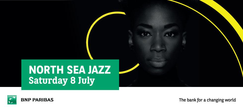North Sea Jazz Saturday 8 July