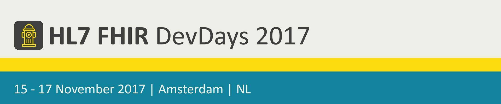 FHIR DevDays 2017