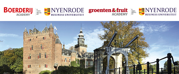 Collegereeks Business Development & Innovatie voor de Agri