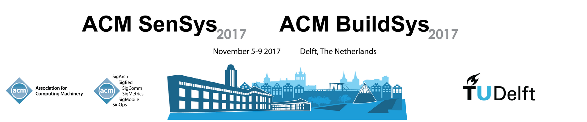 ACM SenSys & BuildSys 2017