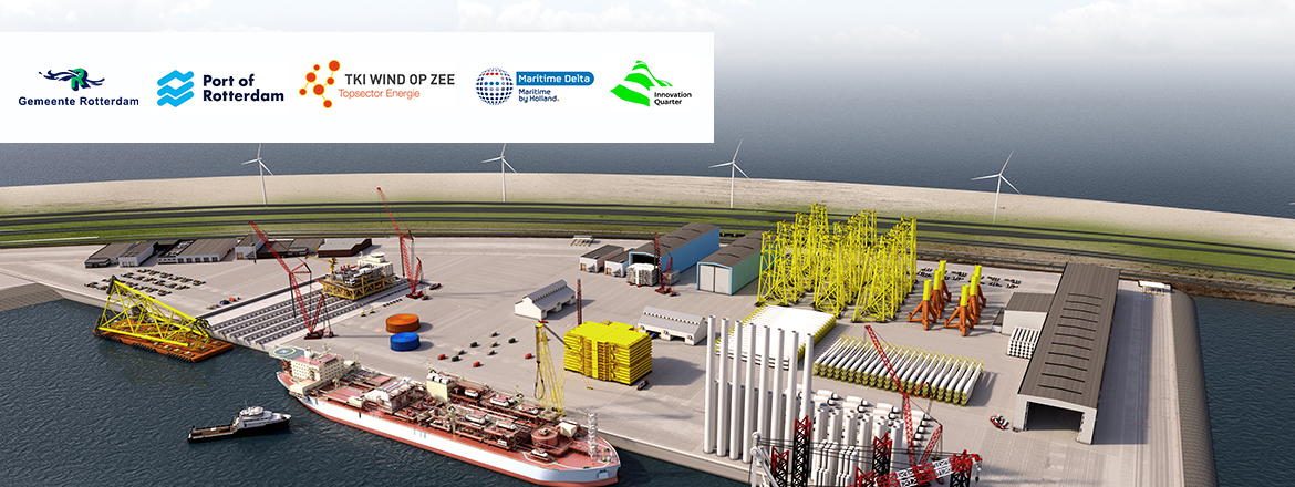 Bijeenkomst Offshore Wind Test- en demolocatie - Maasvlakte 2