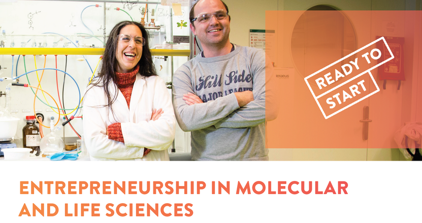ENTREPRENEURSHIP IN MOLECULAR AND LIFE SCIENCES