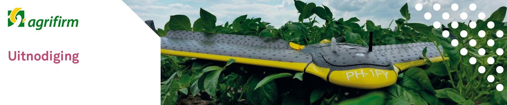 Kennisbijeenkomst precisielandbouw en MH toepassingen in aardappelen