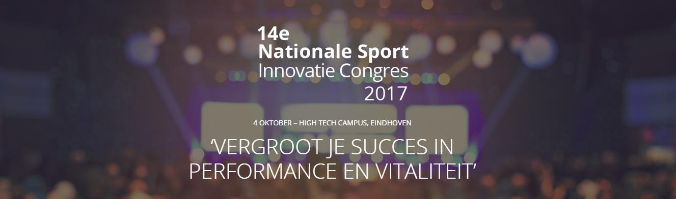 14e Nationale Sport Innovatie Congres